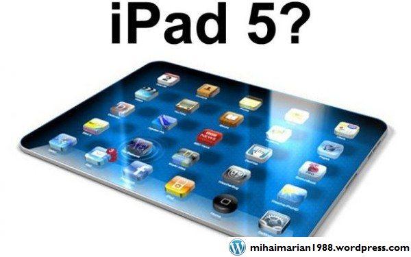 Un nou iPad ar putea fi pe piata in martie 2013