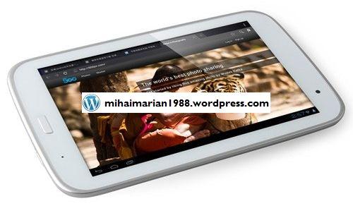 Hyundai T7, o tableta ieftina cu procesor de Galaxy S III. Pret si specificatii tehnice 2