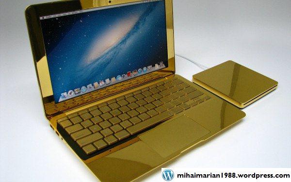 Laptopul Apple care costa 20.000 de dolari. Aceste gadgeturi chiar sunt un lux
