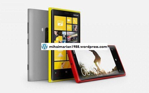 Nokia revine in forta. A vandut 4,4 milioane de smartphone-uri Lumia si are din nou profit