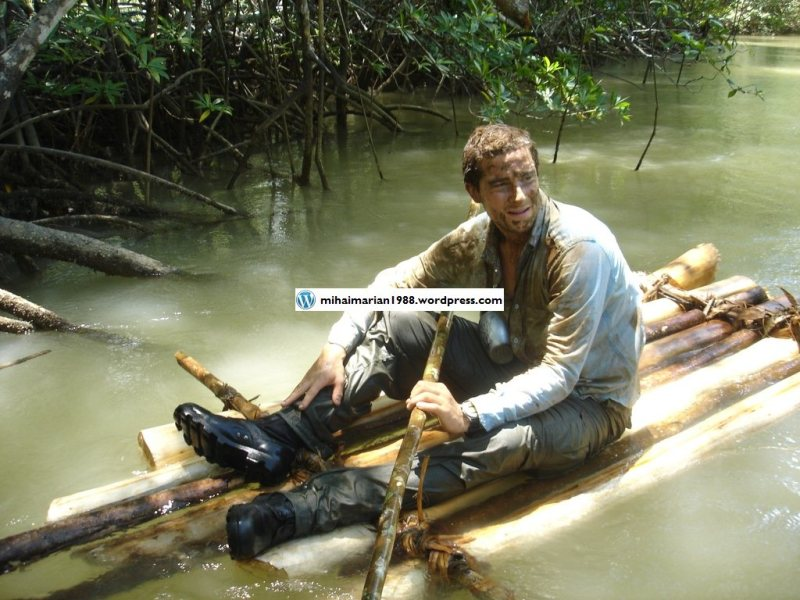Bear Grylls se întoarce pe Discovery Channel