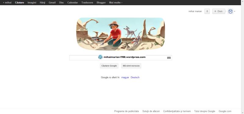 MARY LEAKEY, arheologul care a descoperit primata Proconsul, omagiată de Google printr-un Doodle. VIDEO