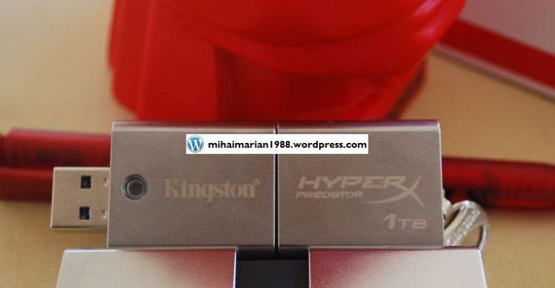 Stickul USB de 1 TB a sosit in Romania. Costa cat o masina autohtona la mana a doua 2