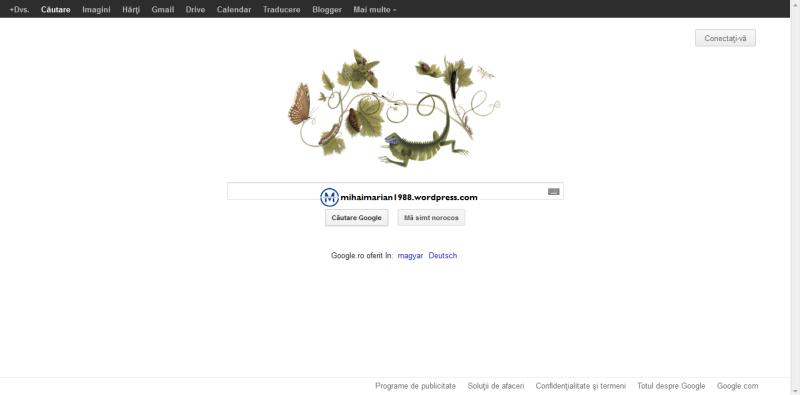 MARIA SIBYLLA MERIAN, intrată în istorie cu desenele ei cu plante şi insecte, omagiată de Google