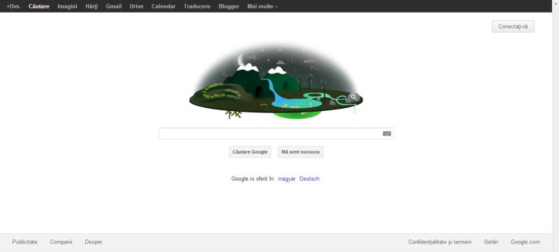 ZIUA PĂMÂNTULUI 2013, celebrată de Google (2)