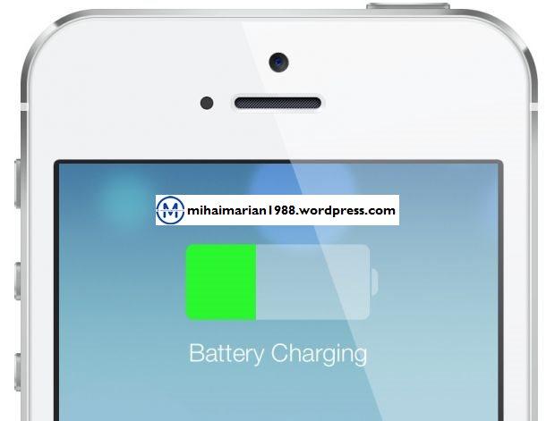 Cum sa te tina bateria mai mult la iOS 7