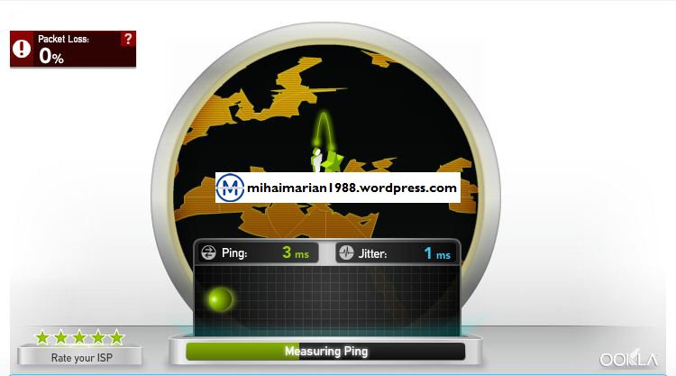 Care e de fapt viteza ta reala de internet?
