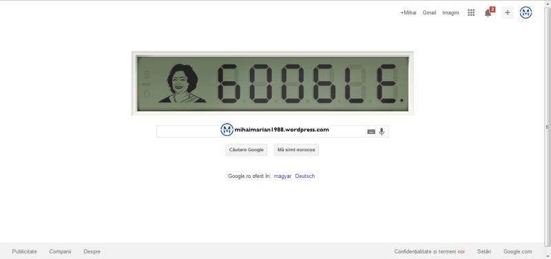 SHAKUNTALA DEVI, calculatorul uman, omagiată de Google Doodle. Ce calcule uimitoare făcea SHAKUNTALA DEVI