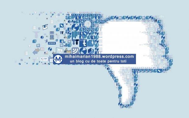 """Facebook lanseaza in sfarsit """"Dislike"""""""