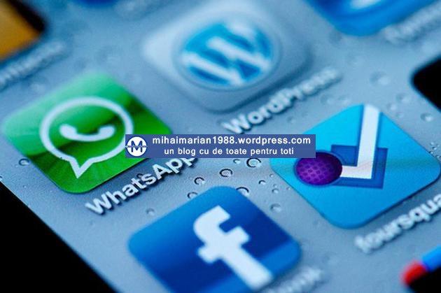 Anunţul pentru toţi cei care folosesc WhatsApp